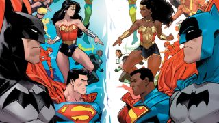 DC's September 2021 solicitations and cover previews are here