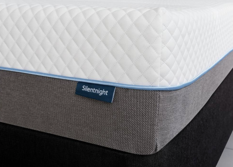 Argos mattress: Silentnight Cool Gel Single Mattress