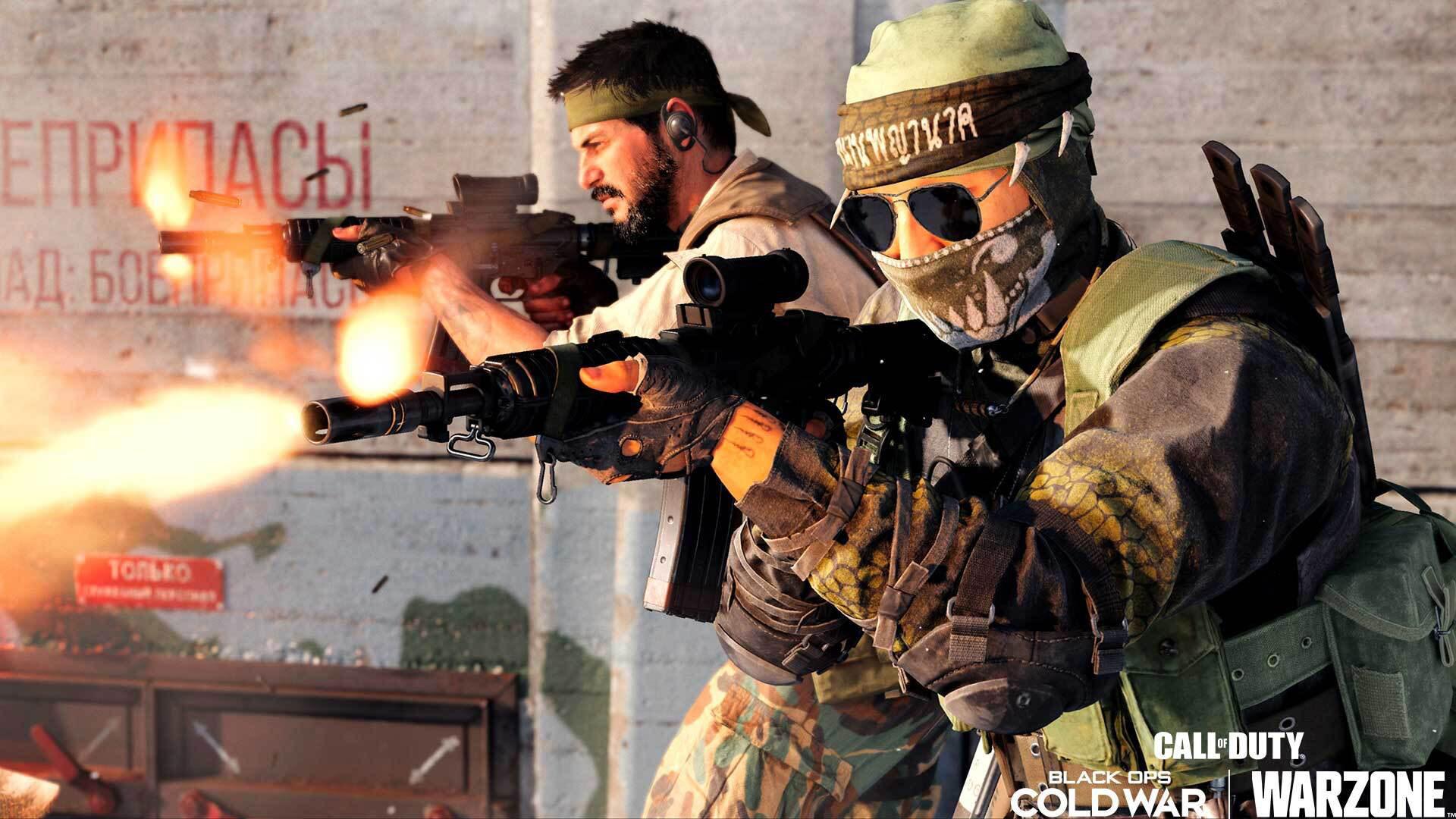Call of Duty: Warzone's best gun just got nerfed