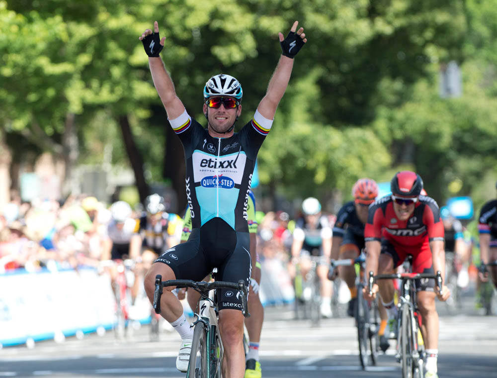 Mark Cavendish Wins Opening Stage Of Tour Of California