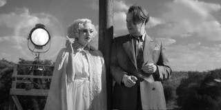 Amanda Seyfried and Gary Oldman in David Fincher's Mank