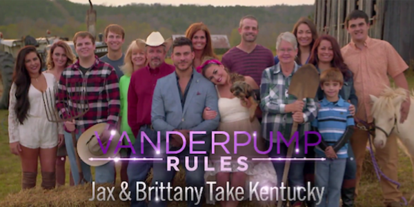 bravo vanderpump rules jax & brittany take kentucky