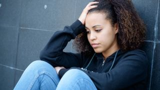 One-fifth of U.S. teen girls reported experiencing major depression in 2017.