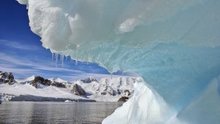 Ice melt in Antarctica and Greenland drives changes to sea level and temperature, sparking off rapid changes to other climate systems..