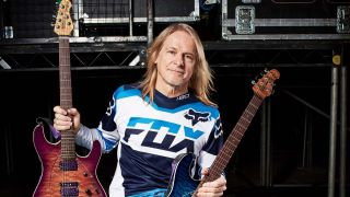 "Steve Morse: ""In a band, the guitar lives in the midrange, so that's what I care about more than anything"""