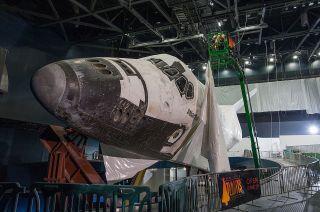 Atlantis Shrink Wrap Removed