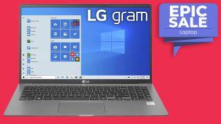 LG Gram 15.6-inch