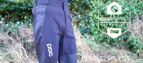 POC Resistance Enduro Shorts review