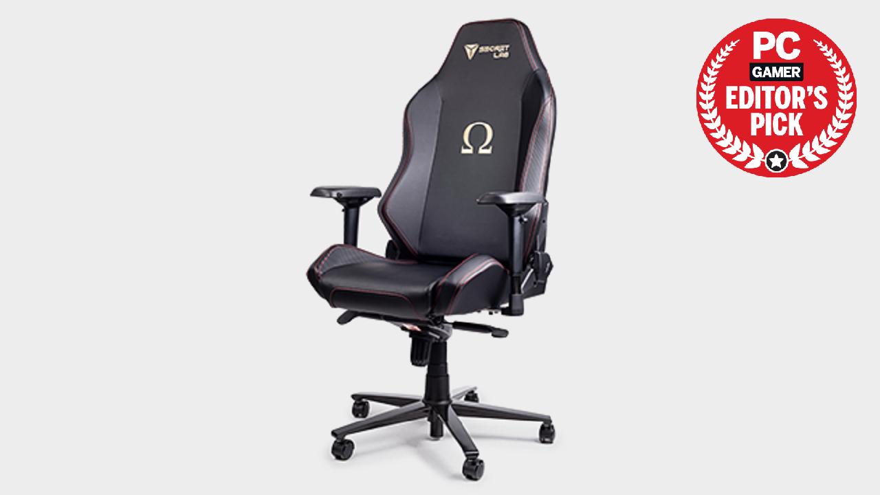 best gaming chair - secretlab omega