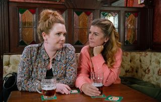 Fiz Brown is alarmed to discover that Gina has feeings for Tim.