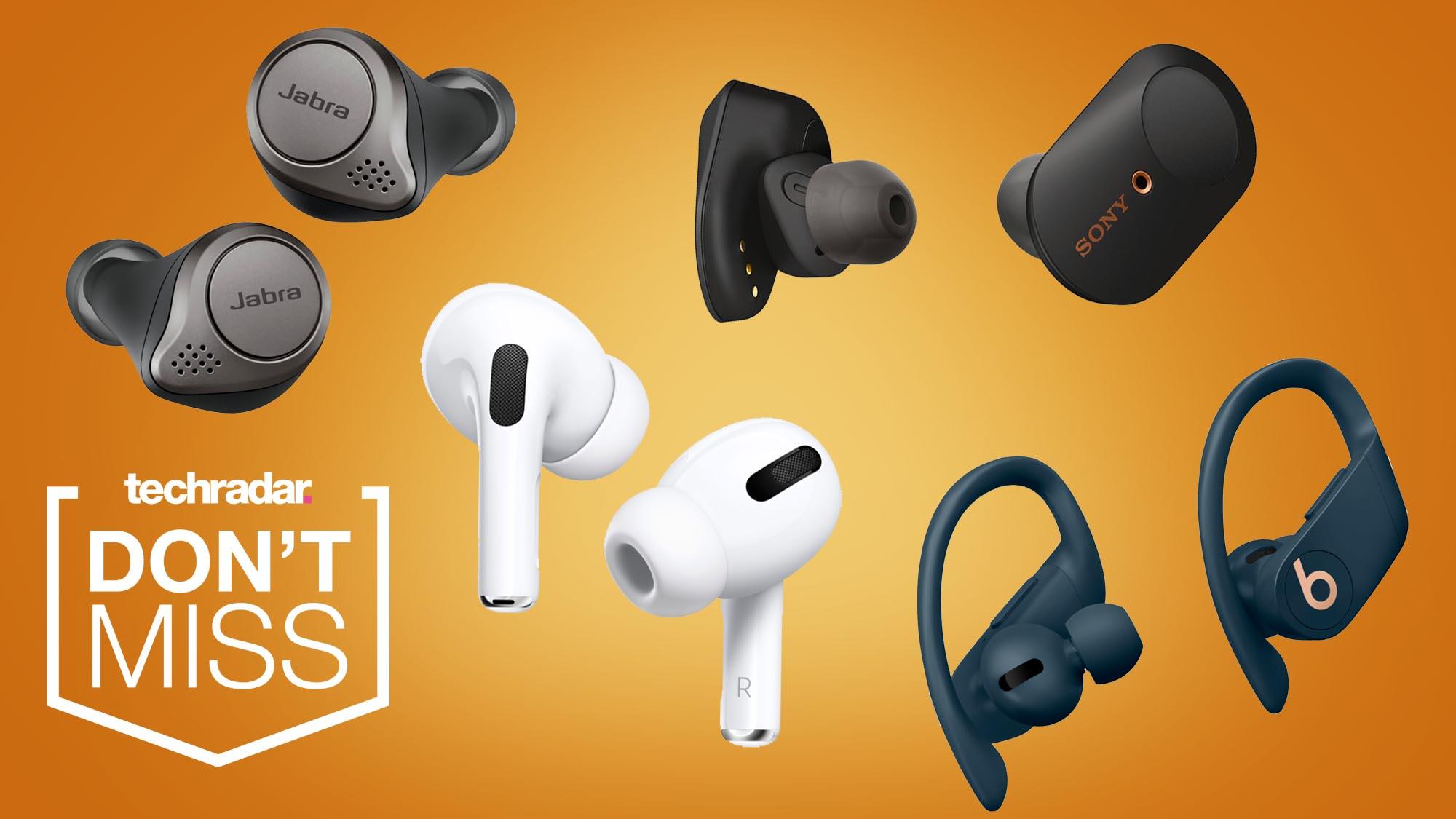 Black Friday Headphones Deals Today S Best Wireless Earbuds Discounts Techradar