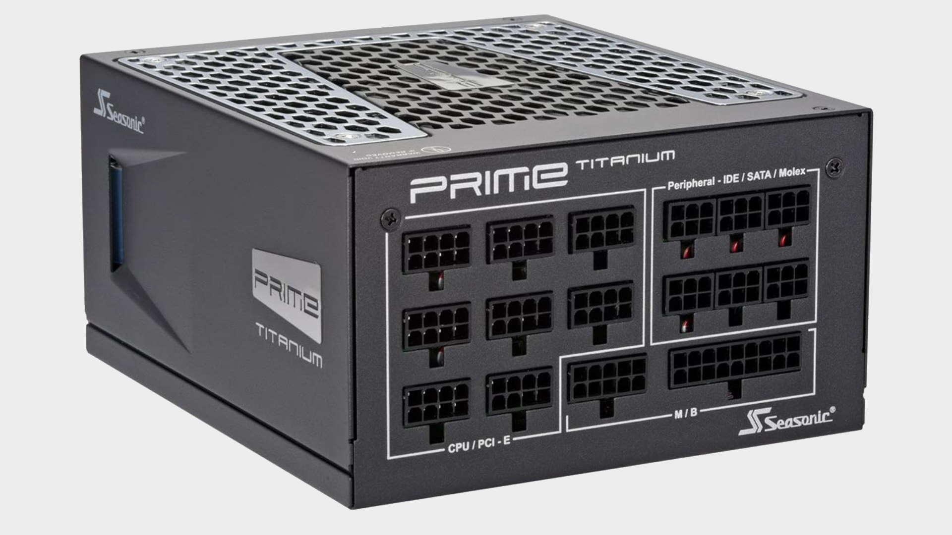 Seasonic Prime Titanium TX-1000 power supply