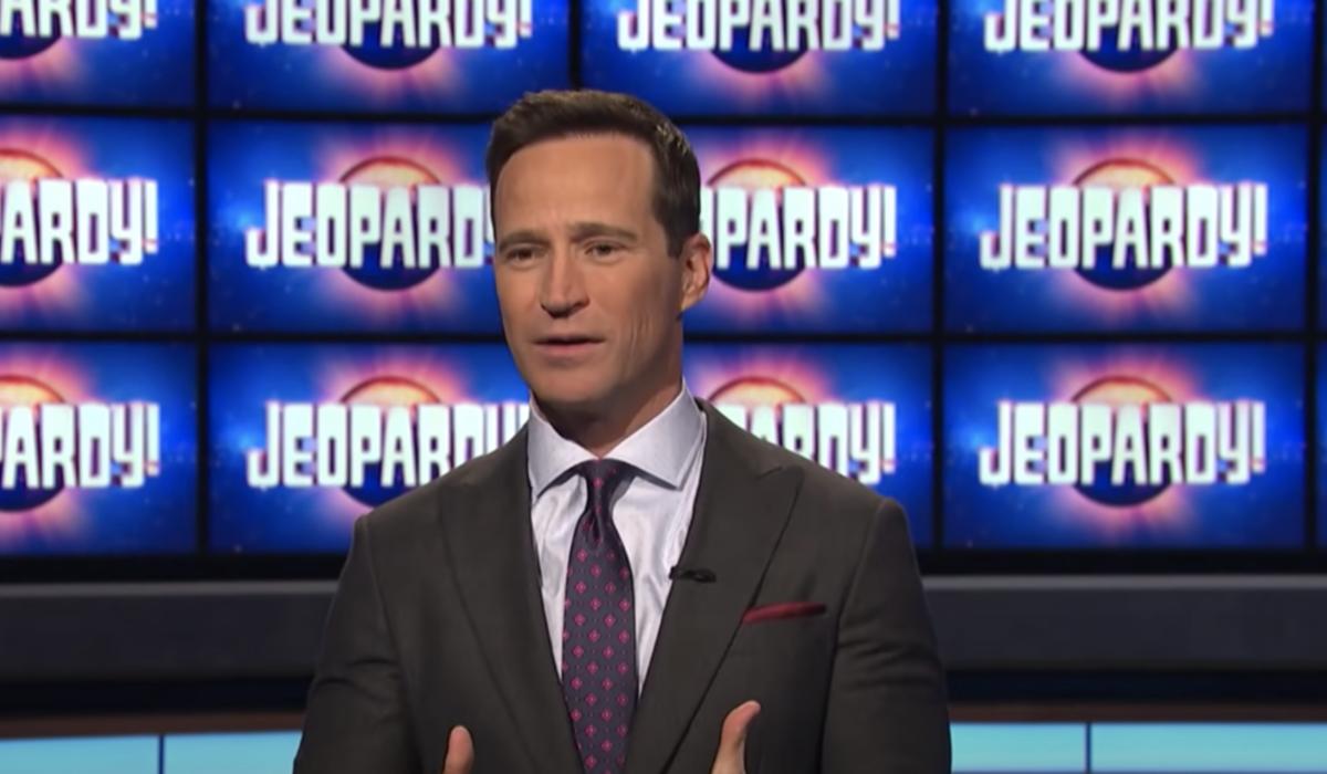 mike richards jeopardy executive producer screenshot