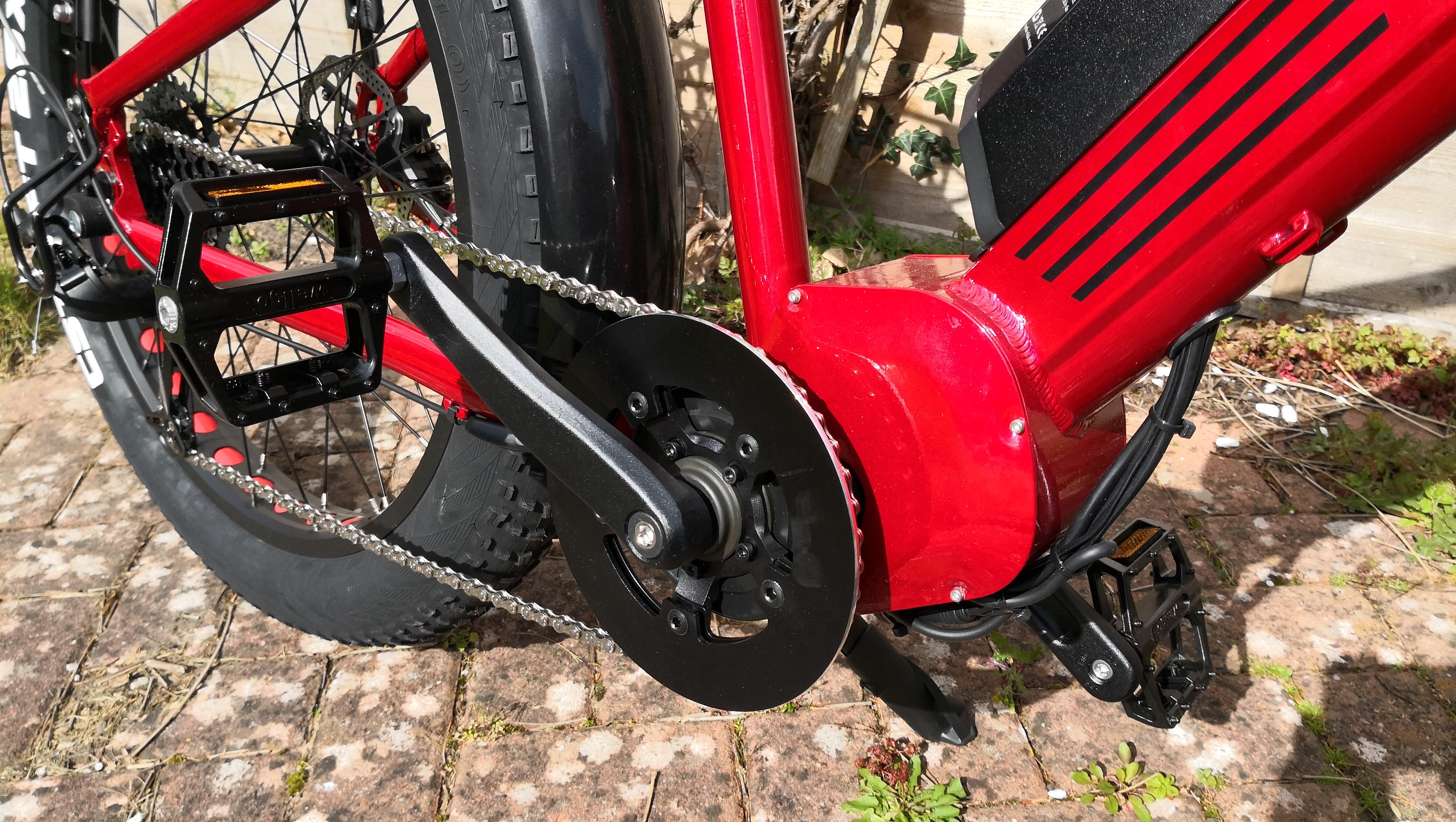 Biktrix Juggernaut Classic