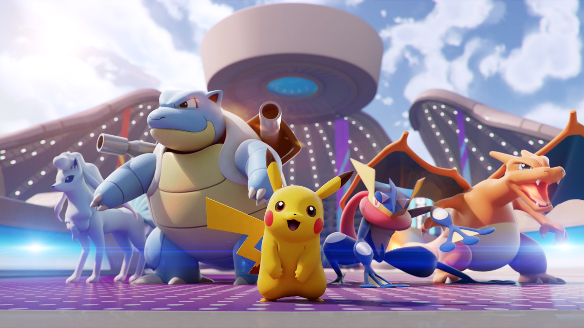 Pokémon Unite review