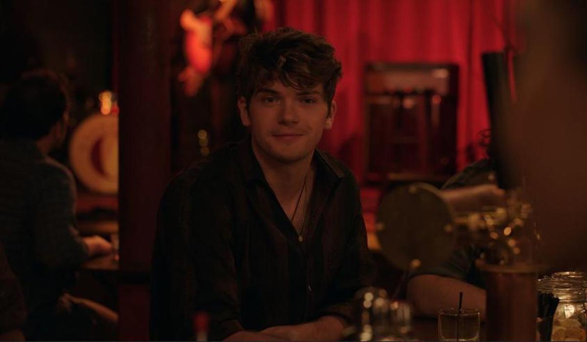 Colton Ryan in Little Voice