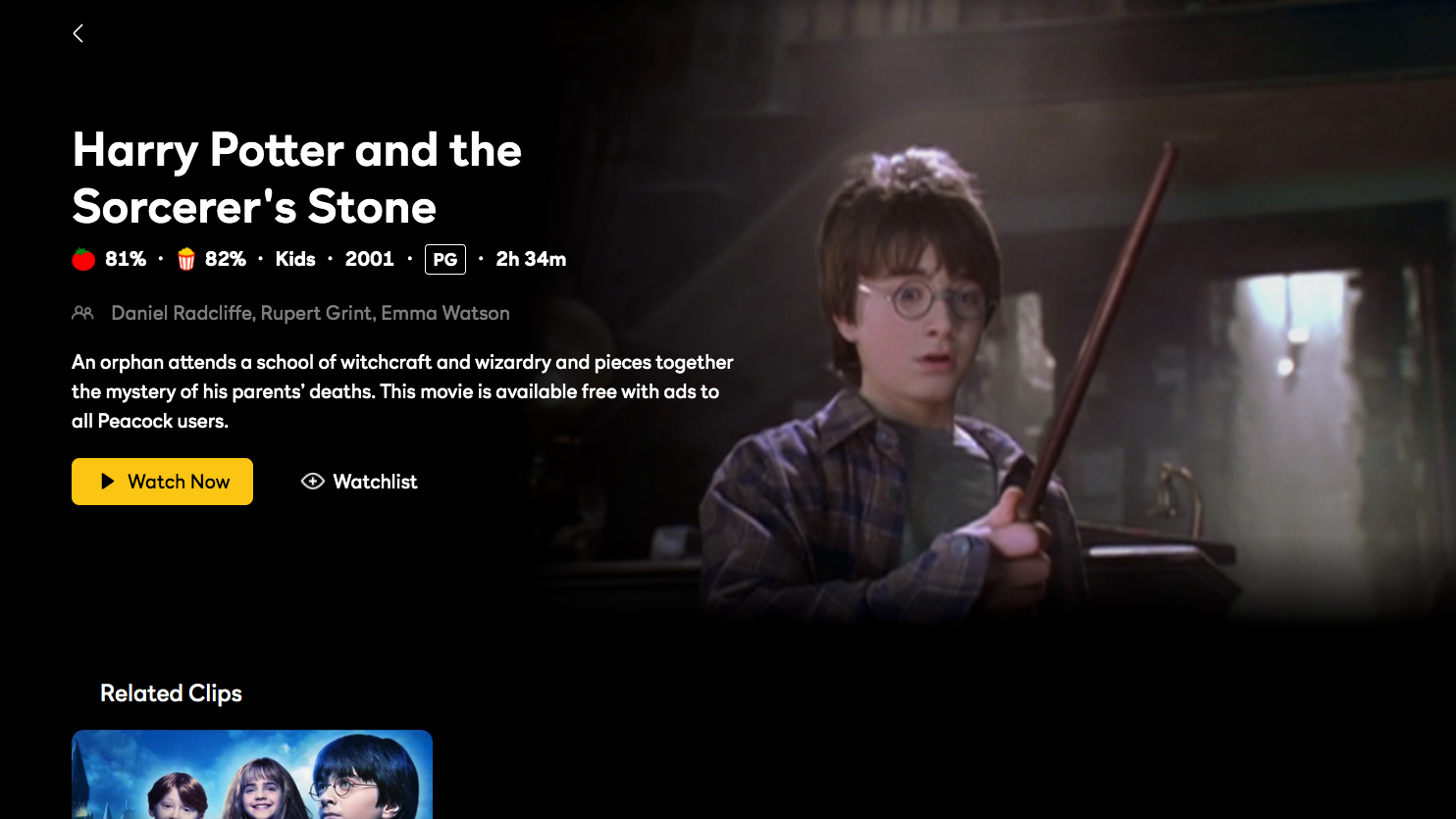 Is Harry Potter On Netflix Yes And Here S How To Watch It From Anywhere