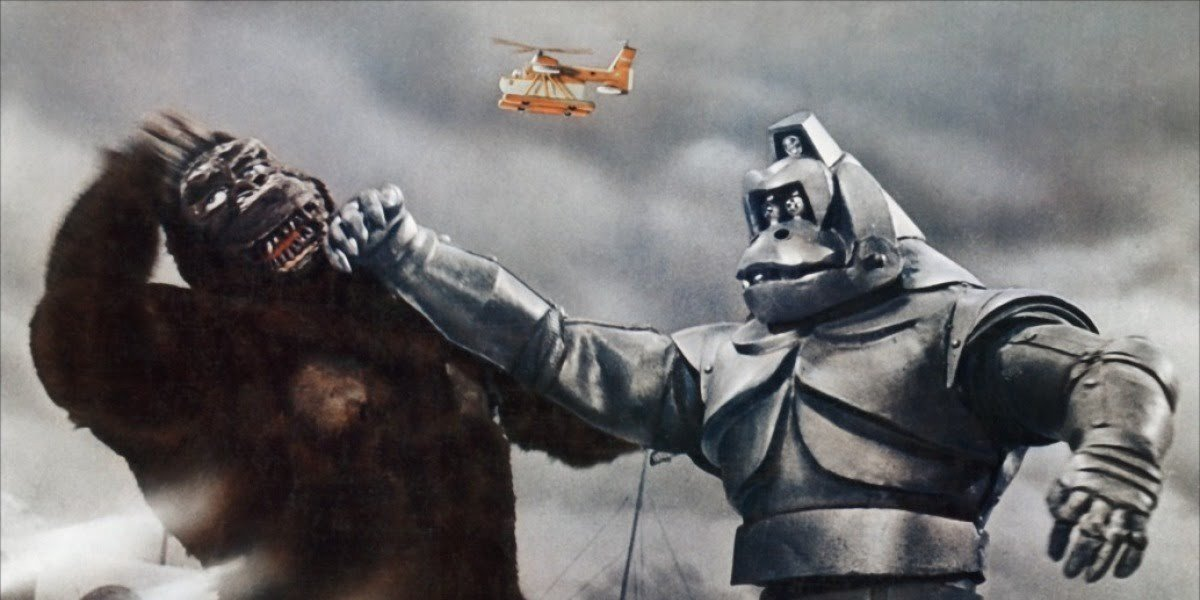 Kong vs. Mechani Kong