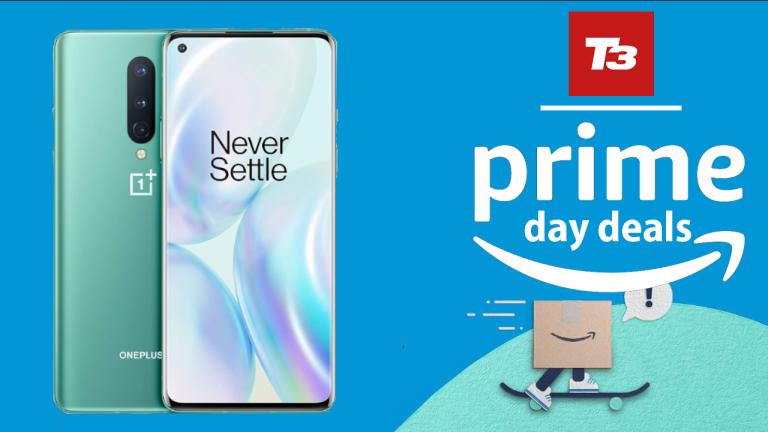 Amazon Prime Day OnePlus 8 deal