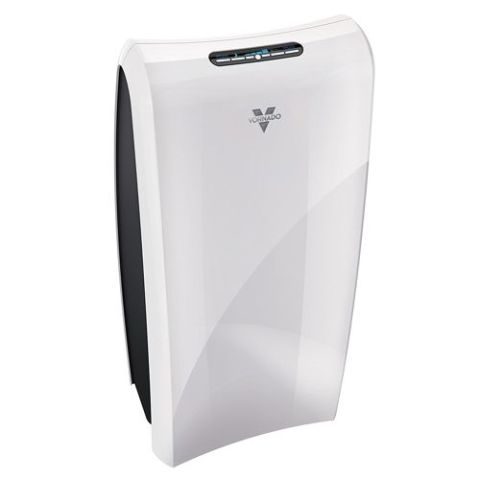 893546fb The Vornado AC550 is a small-room air purifier that uses charcoal pre- filters, HEPA filters and a fan to purify indoor air, and it does not  produce any ...