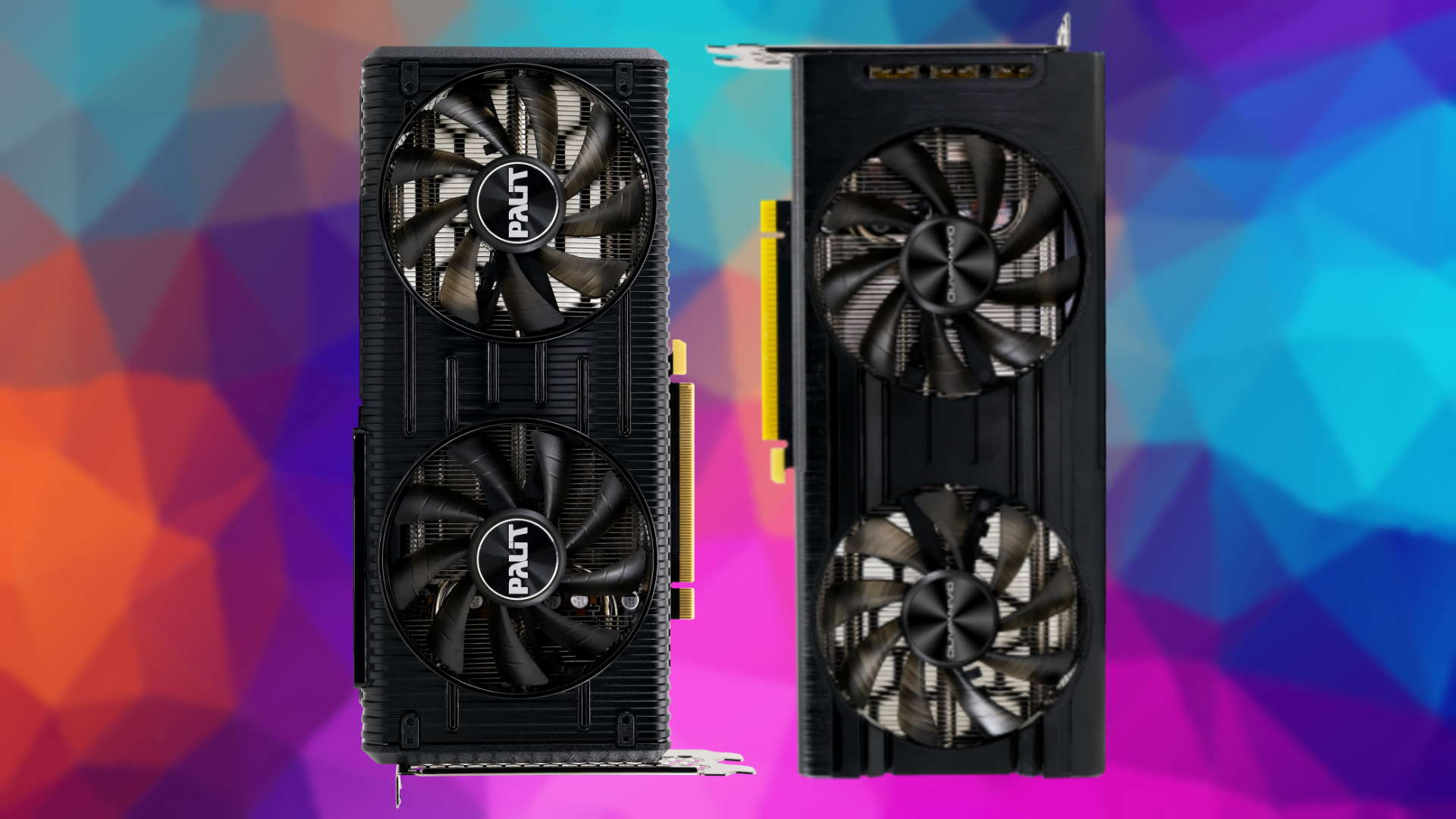 Nvidia RTX 3060 cards are listed with 8GB as well as 6GB configs