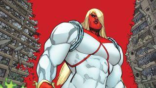 AVENGERS #48 / Winter Hulk