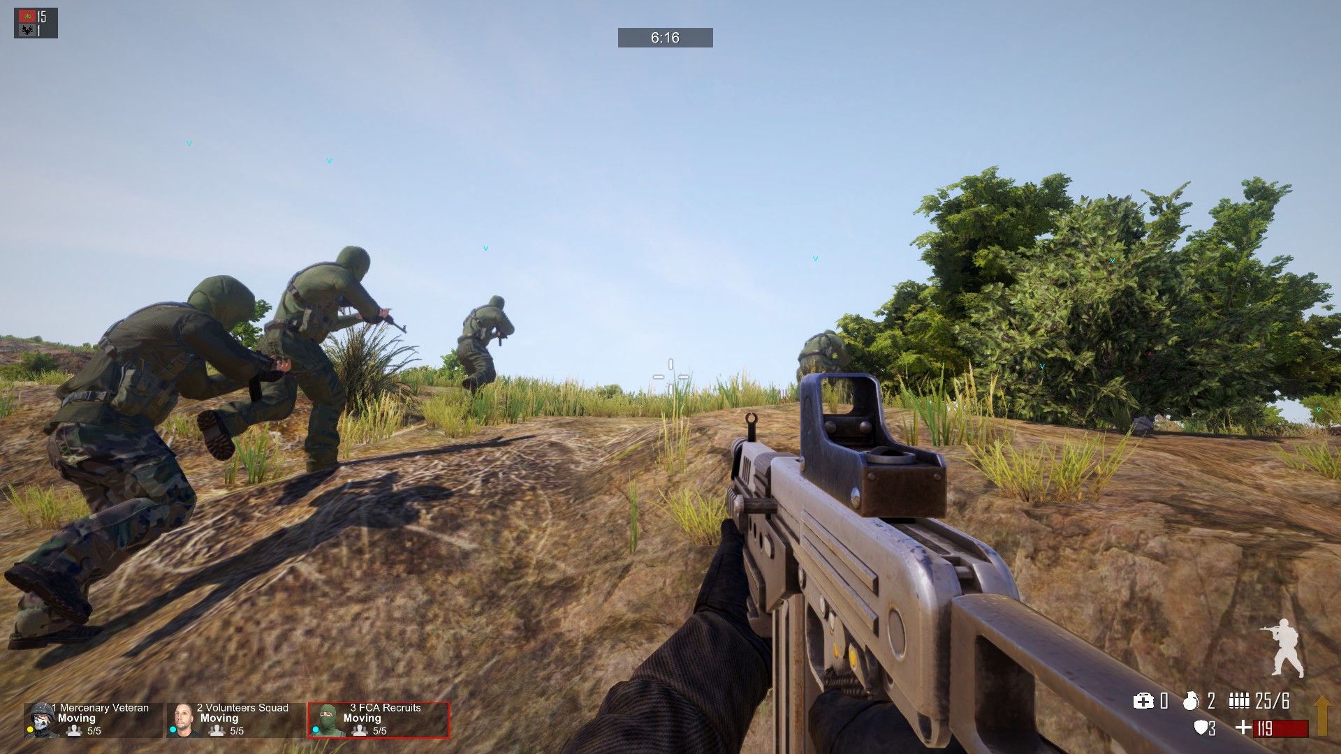 Freeman: Guerrilla Warfare is part FPS, part Mount & Blade, and out of Early Access now | PC Gamer