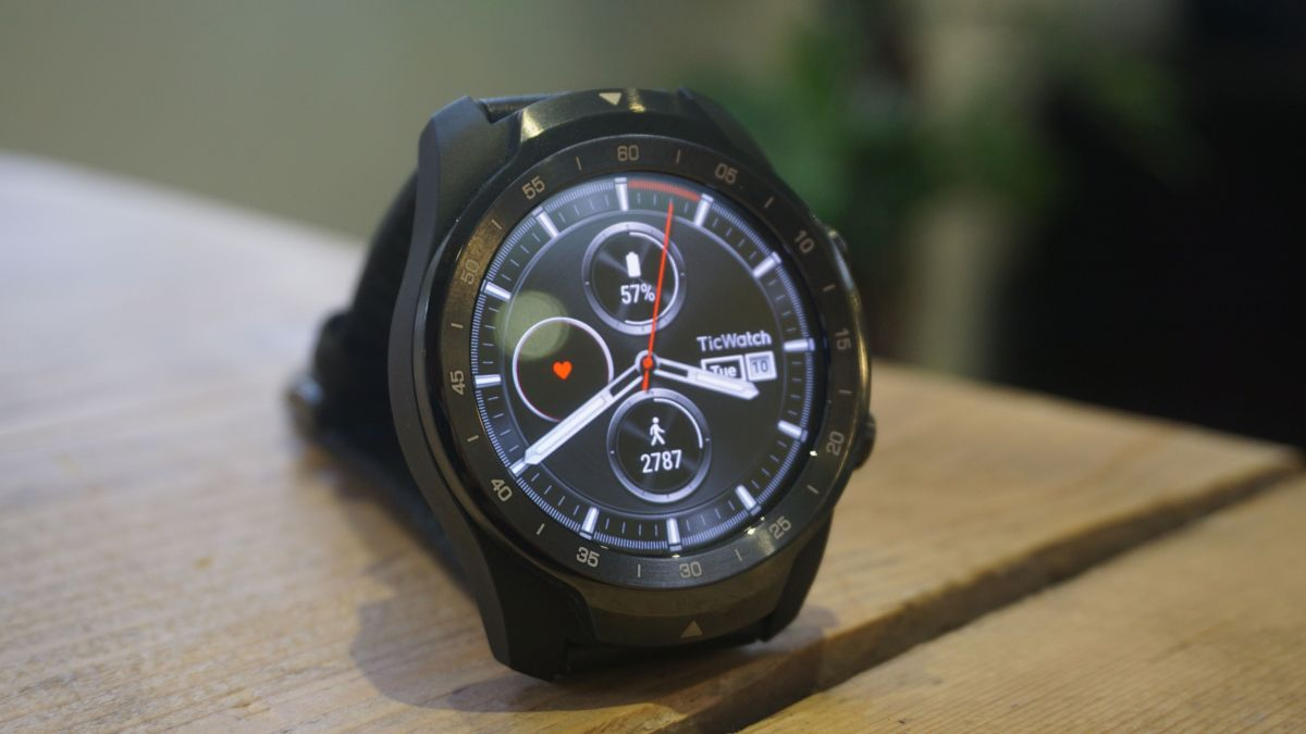 A new TicWatch Pro with added 4G looks to be coming