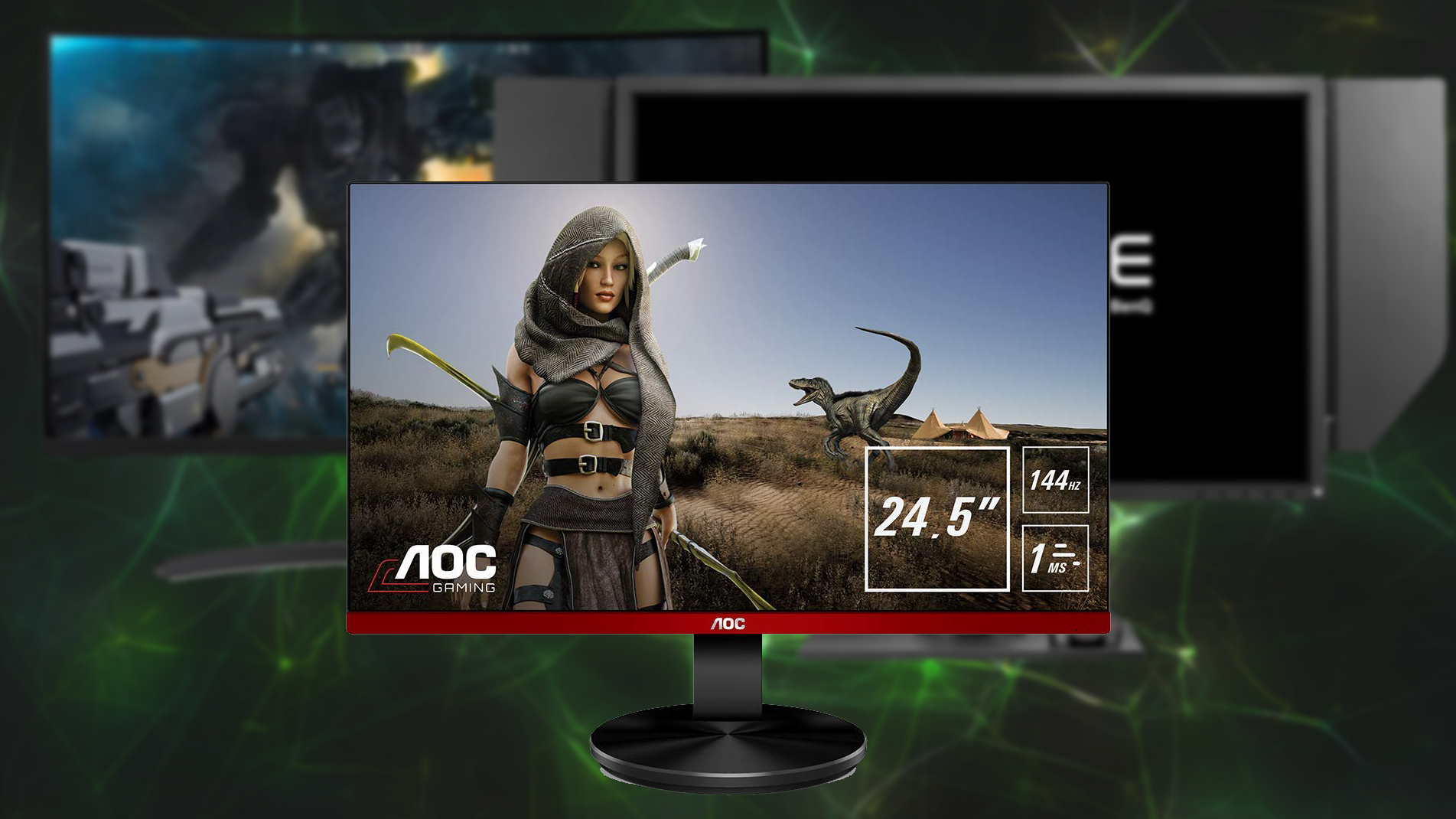 The best G-Sync Compatible FreeSync monitor for 2019   PC Gamer