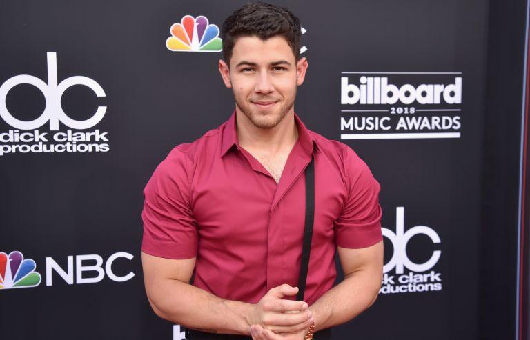 Recording artist Nick Jonas attends the 2018 Billboard Music Awards at MGM Grand Garden Arena on May 20, 2018 in Las Vegas, Nevada