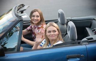 Neighbours, Xanthe Canning, Piper Willis