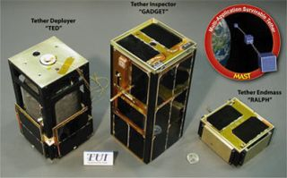 Russian Booster Puts Batch of Small Satellites Into Orbit