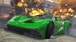GTA Online Casino Podium Car - Vapid FMJ