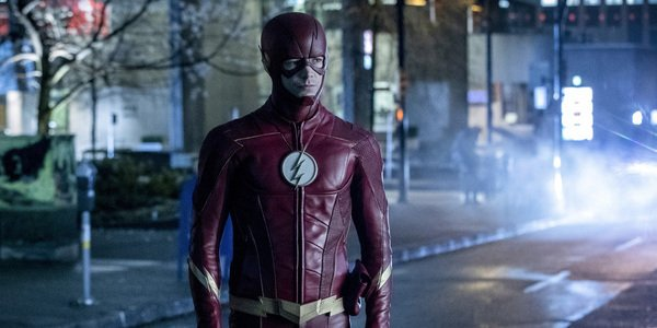 the flash season 4 think fast barry allen