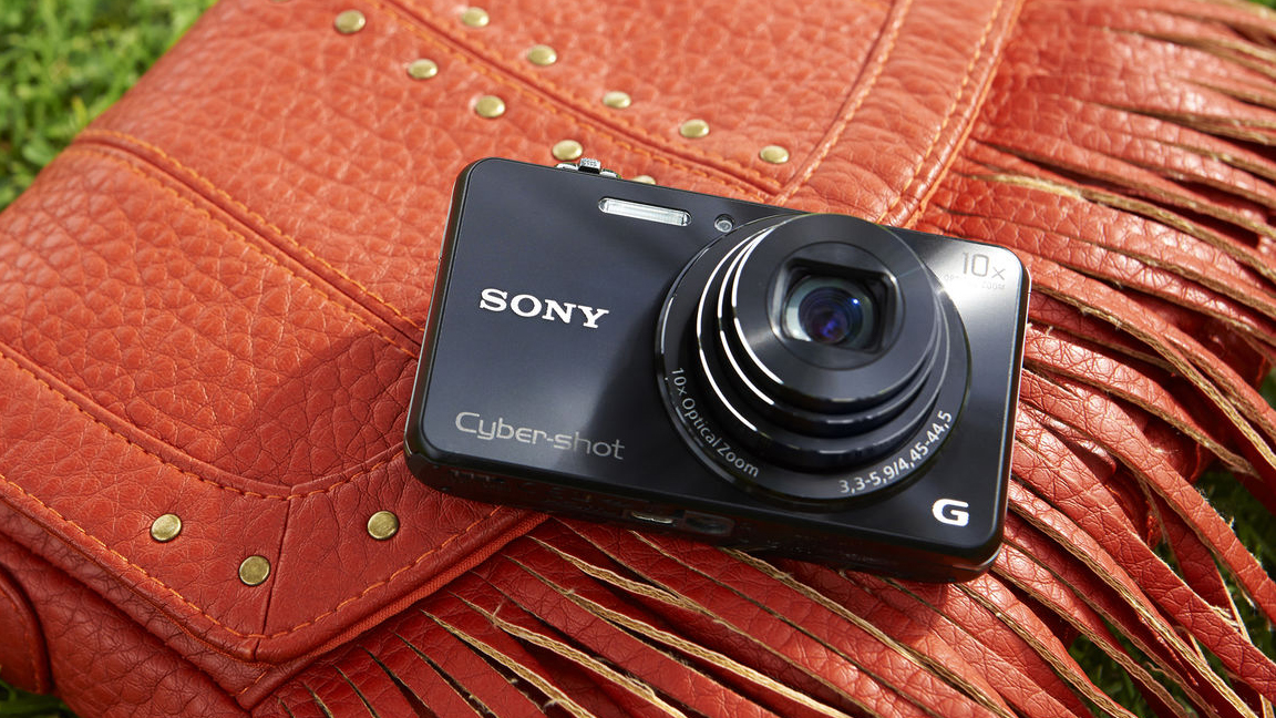 Best compact camera: Sony Cyber-shot WX220