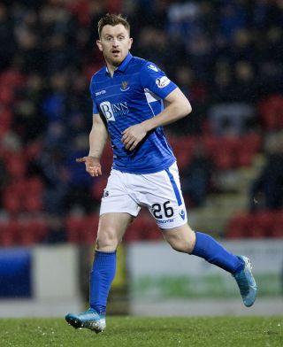 St Johnstone v Celtic – Ladbrokes Scottish Premiership – McDiarmid Park