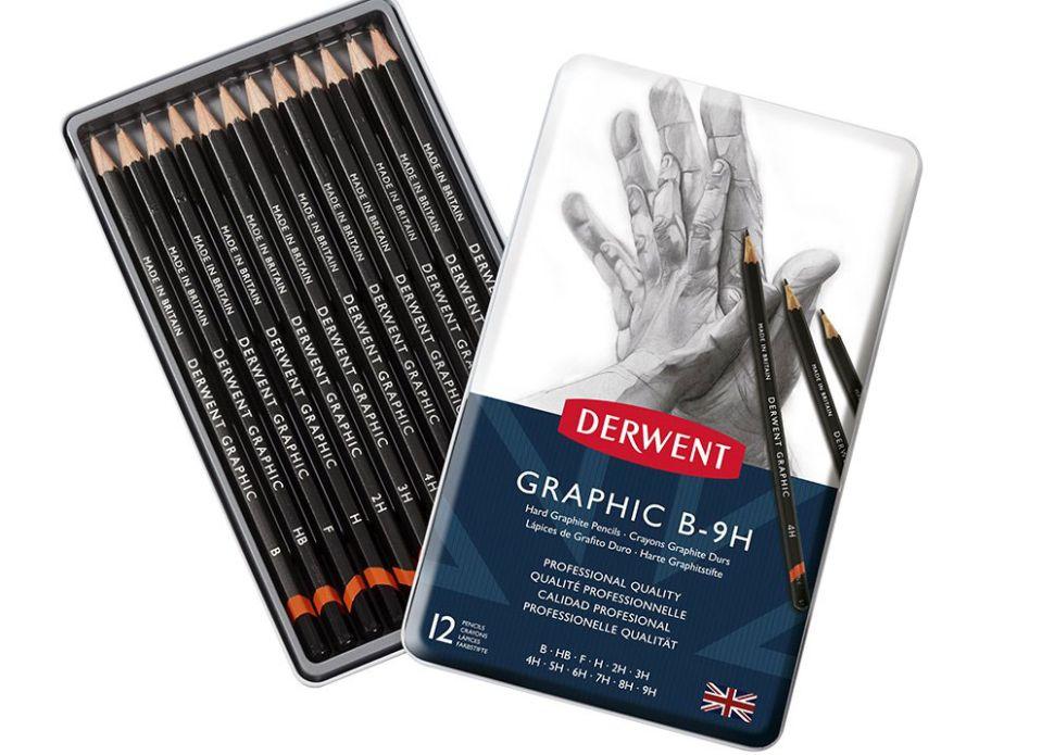 Los mejores lápices para artistas