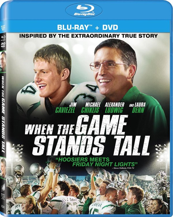 When the Game Stands Tall box