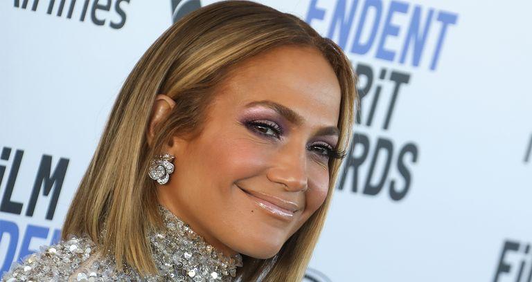 SANTA MONICA, CALIFORNIA - FEBRUARY 08: Jennifer Lopez attends the 2020 Film Independent Spirit Awards on February 08, 2020 in Santa Monica, California. (Photo by Toni Anne Barson/WireImage)