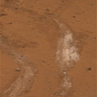 NASA Rover Finds Surprising Evidence for Mars' Watery Past