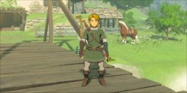 Legend Of Zelda: Breath Of The Wild Wins Yet Another Game Of The Year Award