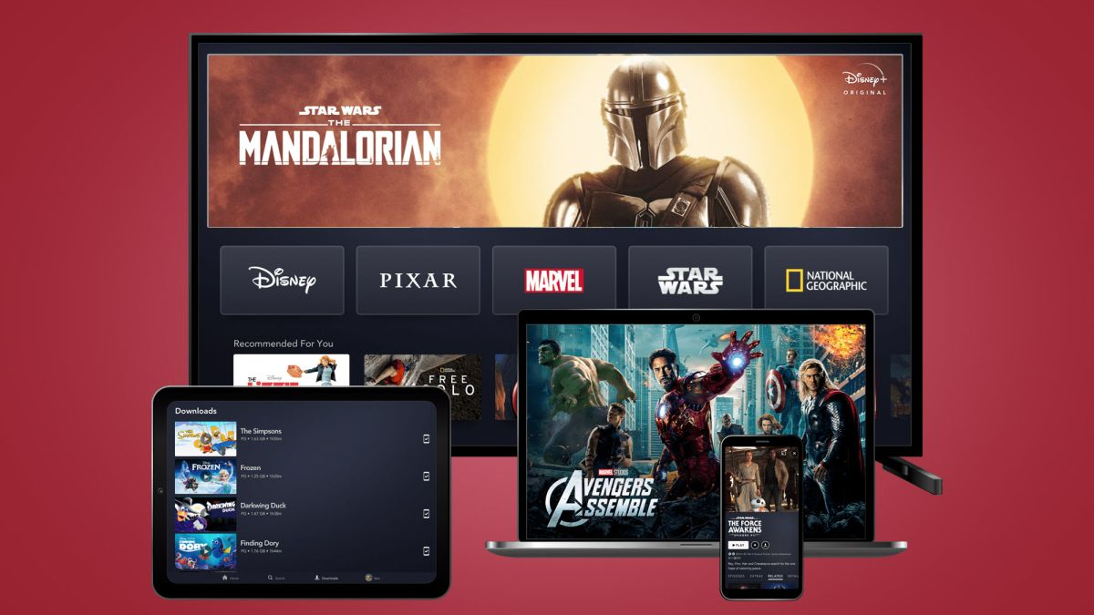 Disney Plus Uk How To Sign Up Star Wandavision And More Explained Techradar