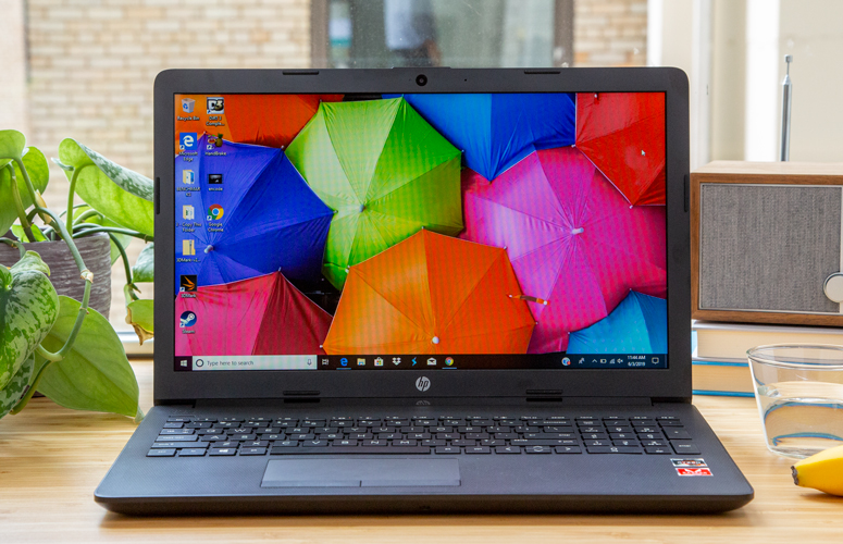 Hp 15 Laptop Db0069wm Full Review And Benchmarks Laptop Mag