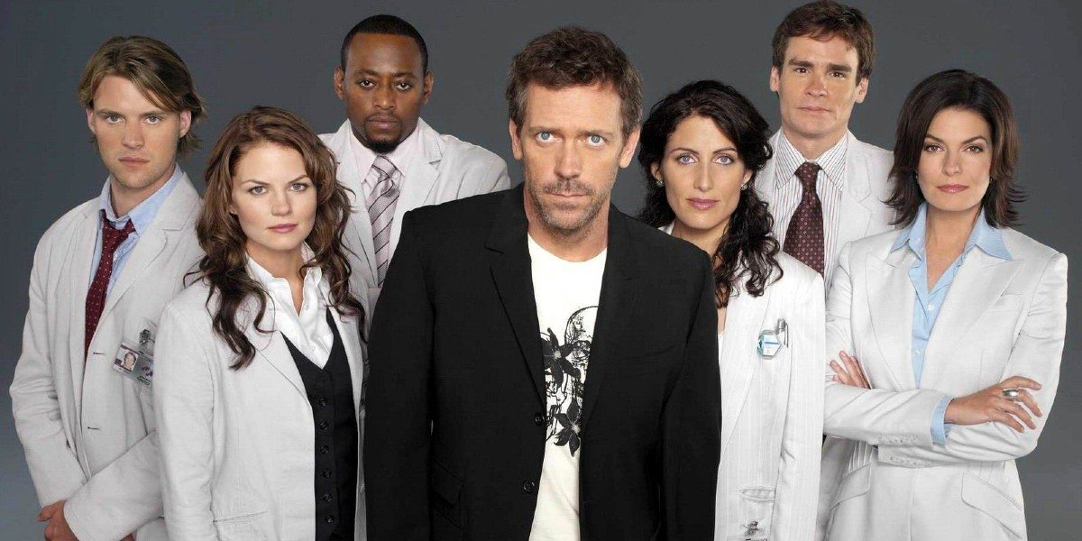 The cast of House.