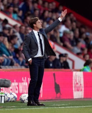 AFC Bournemouth v West Bromwich Albion – Sky Bet Championship – Vitality Stadium