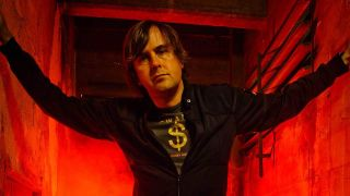 Barney Greenway from Napalm Death