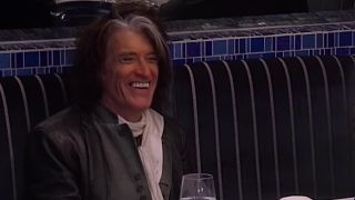 A picture of Joe Perry on Hell's Kitchen