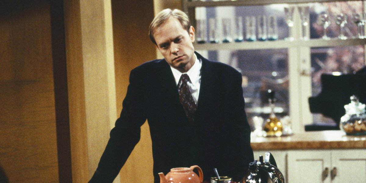 David Hyde Pierce on Frasier