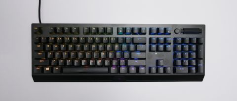 Razer BlackWidow V3 keyboard review