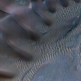 noachis terra dunes mars